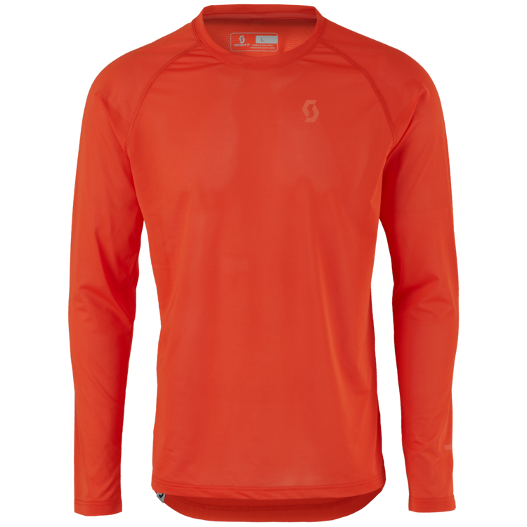 SCOTT Trail MTN Aero Langarm-Shirt