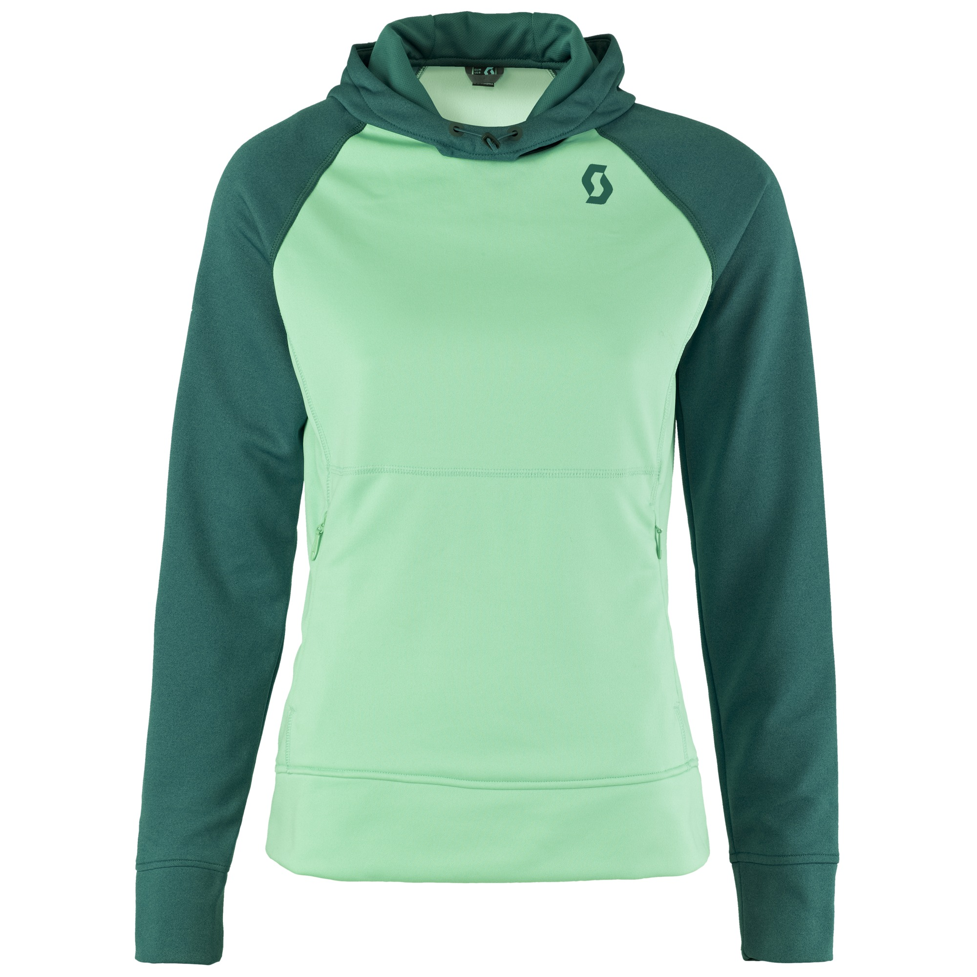 Sweat à capuche femme SCOTT Trail MTN MEL 90