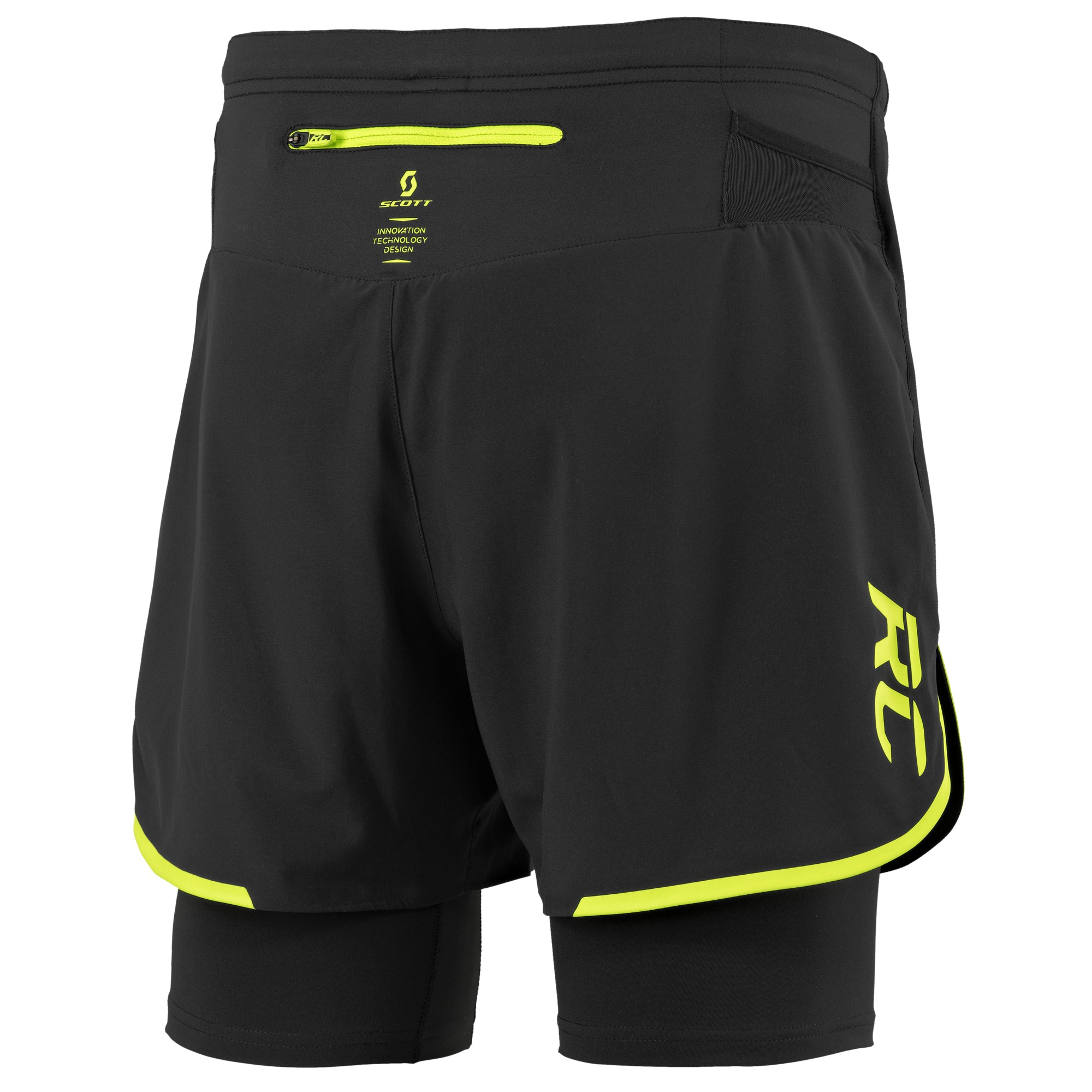 SCOTT RC RUN Hybrid Shorts