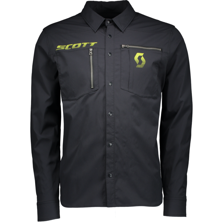 Camisa con botones Factory Team l/sl SCOTT