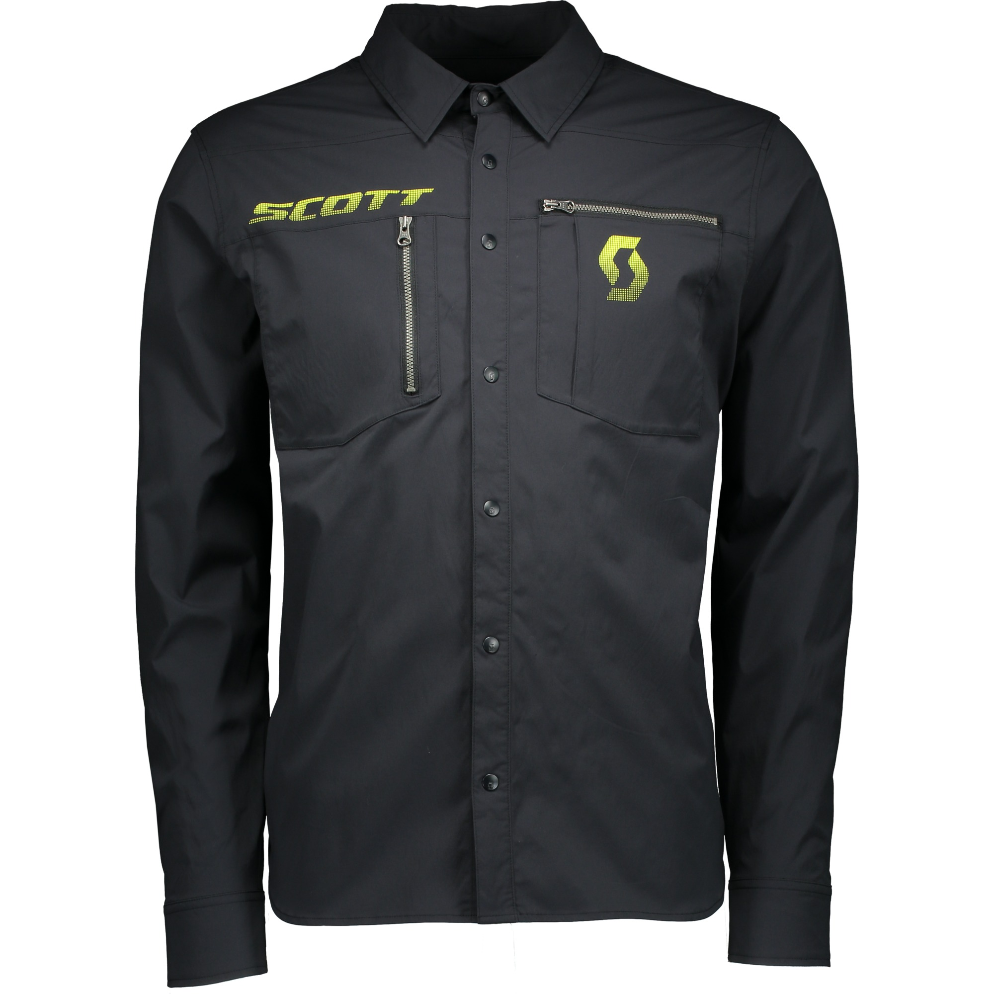 SCOTT Factory Team l/sl Button Shirt