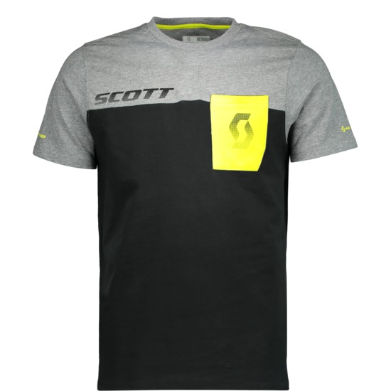 T-Shirt SCOTT Factory Team CO s/sl