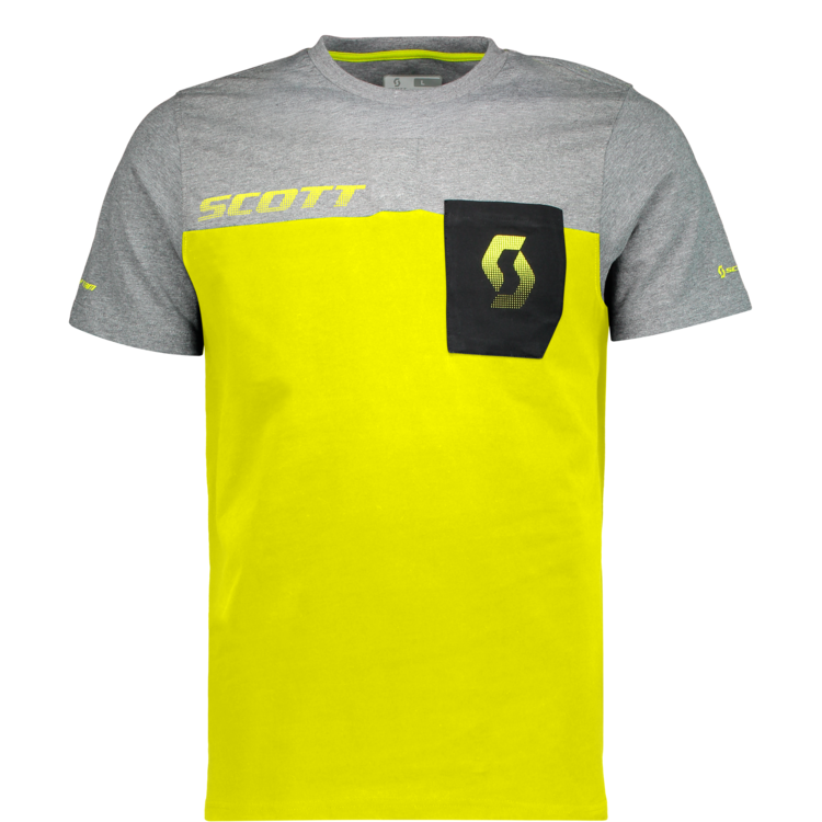 Camiseta Factory Team CO s/sl SCOTT