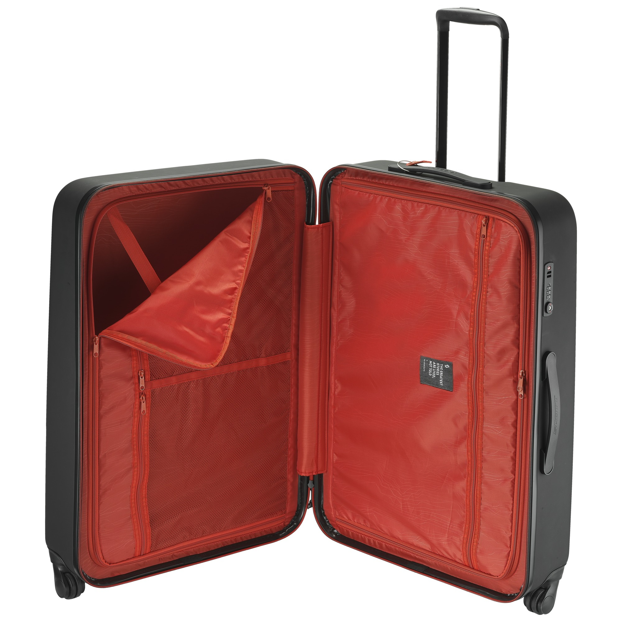 SCOTT Travel Hardcase 110 Tasche