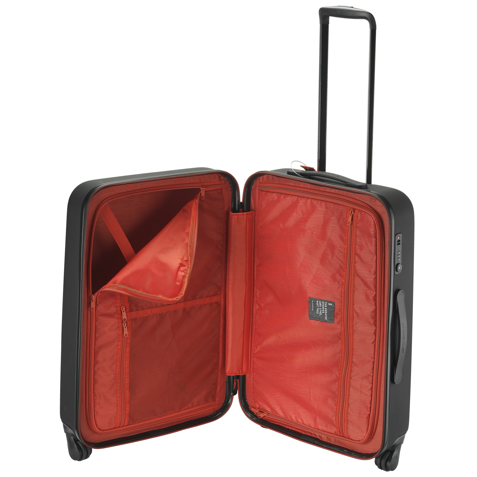 SCOTT Travel Hardcase 70 Bag