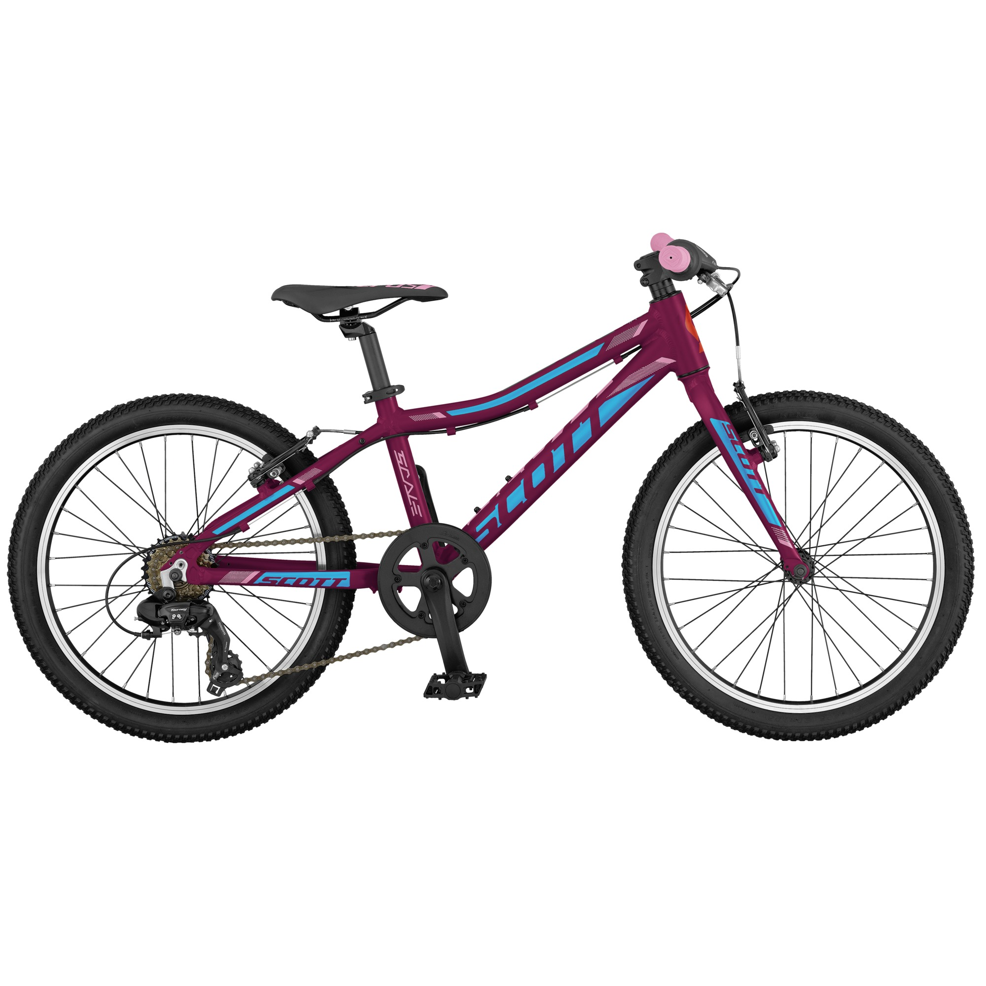 Bike Contessa Comp JR 20 rigid