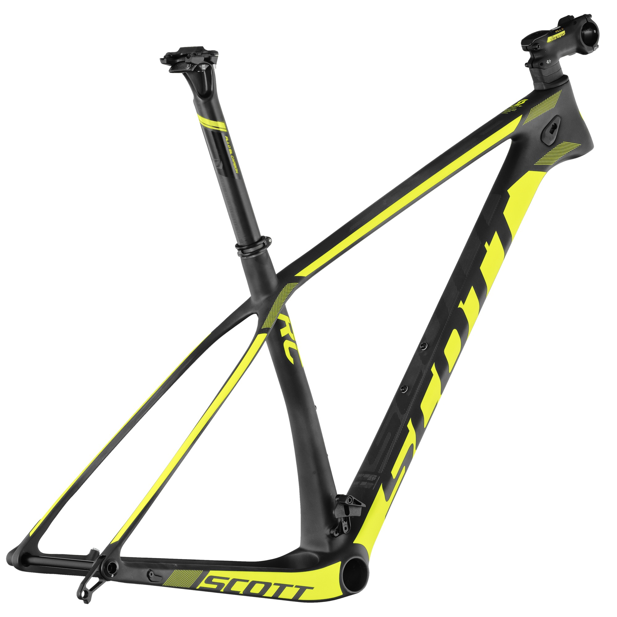 SCOTT Scale RC 700 World Cup (HMX) Rahmen