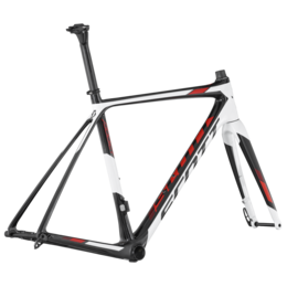 SCOTT Addict 20 disc (HMF) mech/Di2 Frame Set