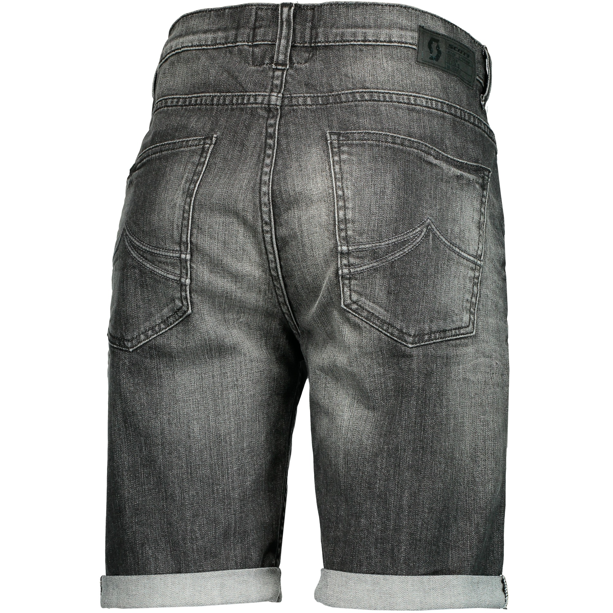 Pantaloncini SCOTT Factory Team Denim