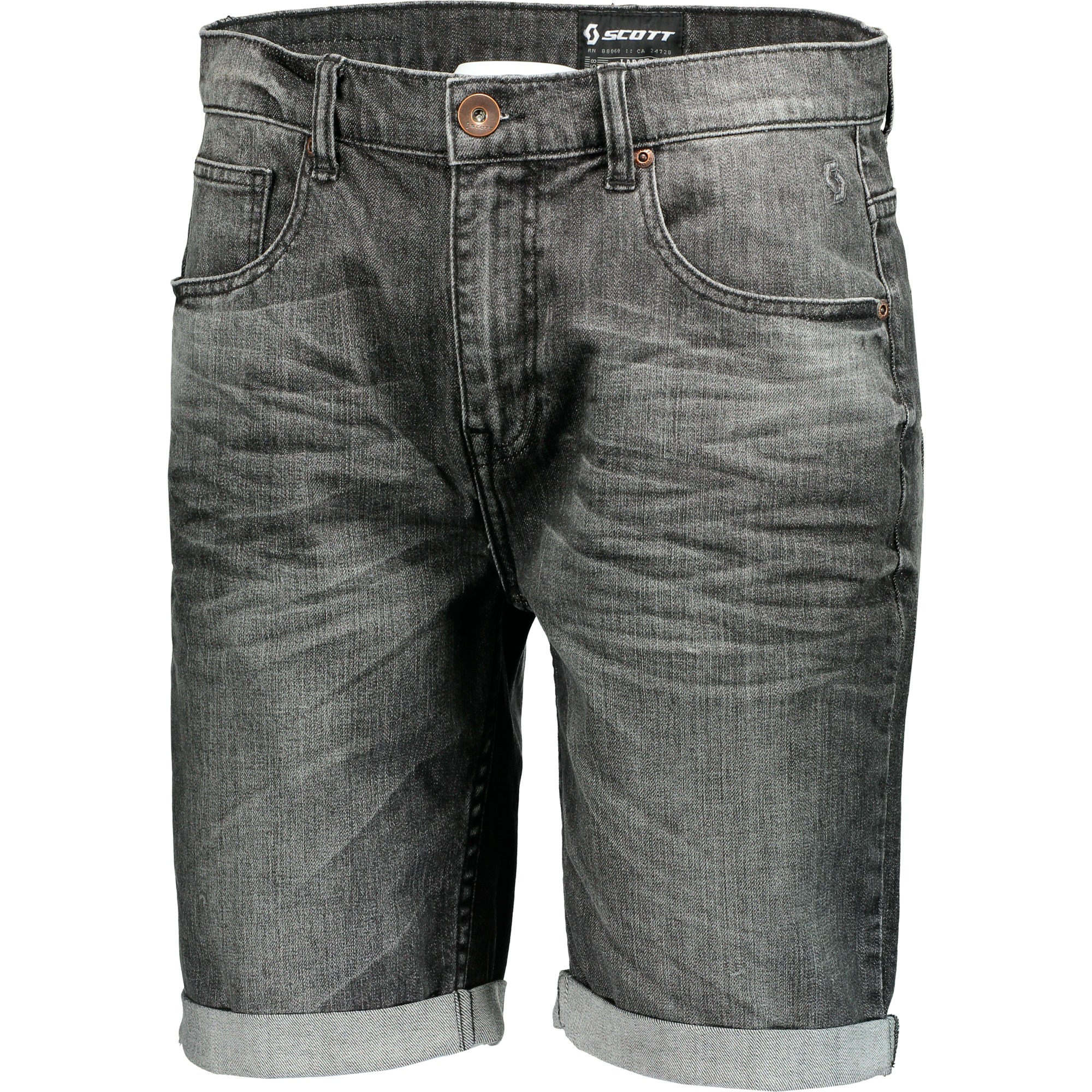 Short SCOTT Factory Team Denim