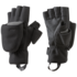 OR Gripper Convertible Gloves black