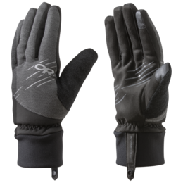 OR Pacesetter Sensor Gloves black