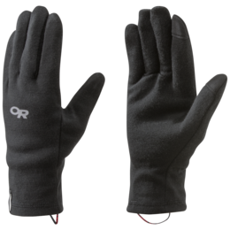 OR Woolly Sensor Liners black
