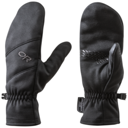 OR Men's Backstop Sensor Mitts black