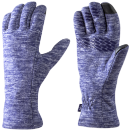 OR Girls' Melody Sensor Gloves blue violet