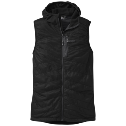 OR Men's Deviator Hooded Vest black/charcoal