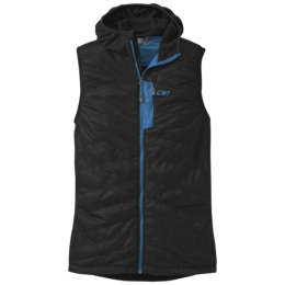 OR Men's Deviator Hooded Vest black/tahoe