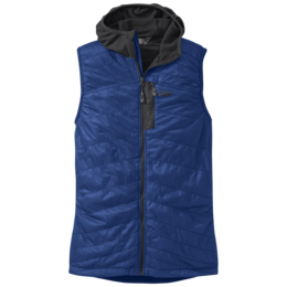 OR Men's Deviator Hooded Vest baltic/charcoal
