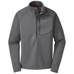 OR Men's Starfire Zip-Top charcoal