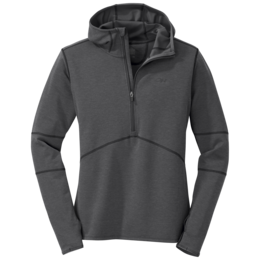 OR Men's Shiftup Half Zip Hoody black/charcoal