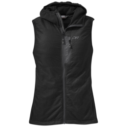 OR Women's Deviator Hooded Vest black