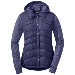 OR Women's Plaza Jackette blue violet