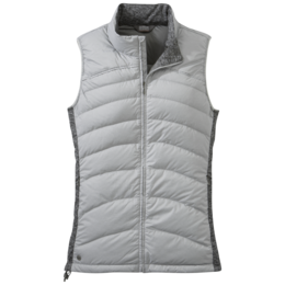 OR Women's Plaza Vest alloy/black