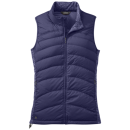 OR Women's Plaza Vest blue violet