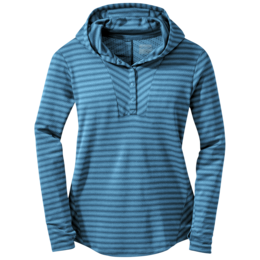 OR Women's Keara Hooded Henley oasis