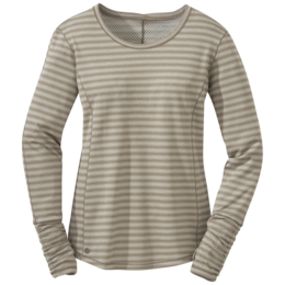 OR Women's Keara L/S Shirt cairn/walnut