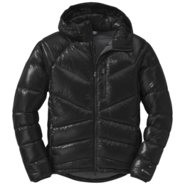 OR Men's Incandescent Hooded Down Jacket black