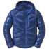 OR Men's Incandescent Hooded Down Jacket baltic/glacier