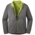 OR Men's Ascendant Jacket pewter/lemongrass