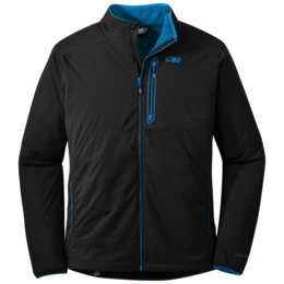 OR Men's Ascendant Jacket black/tahoe