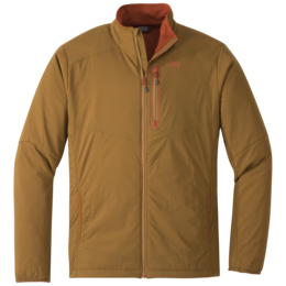 OR Men's Ascendant Jacket ochre/burnt orange