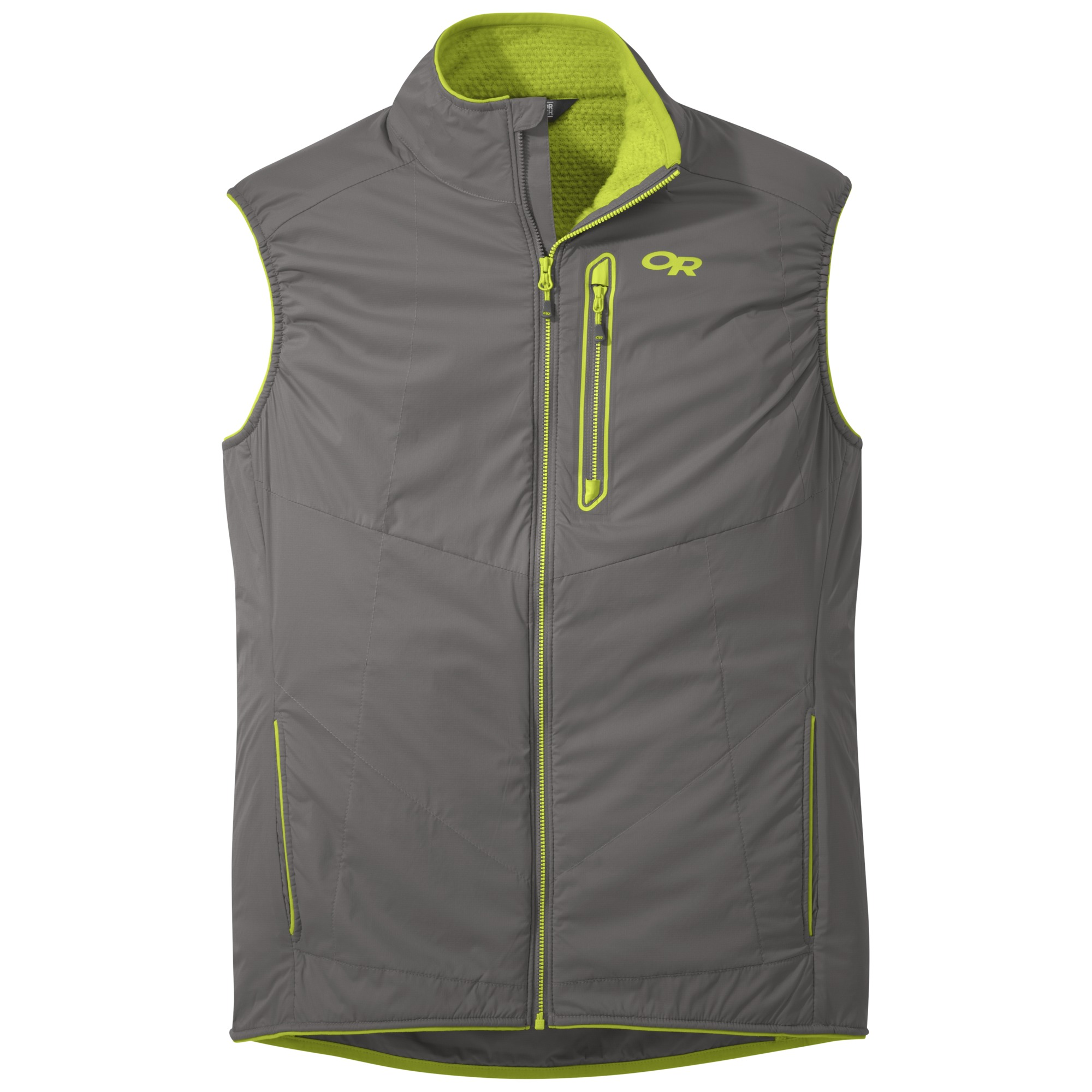 5163856263c Men s Ascendant Vest - pewter lemongrass