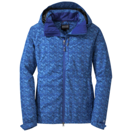 OR Women's Igneo Jacket baltic print