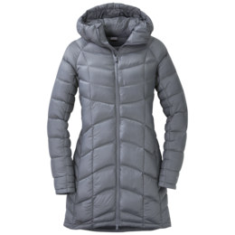 OR Women's Sonata Ultra Down Parka pewter