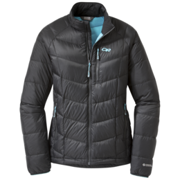 OR Women's Sonata Down Jacket black/rio