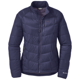 OR Women's Sonata Down Jacket blue violet/fig