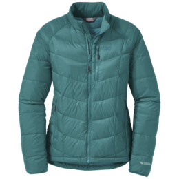 OR Women's Sonata Down Jacket atlantis/sea