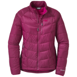 OR Women's Sonata Down Jacket raspberry/desert sunrise