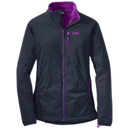 OR Women's Ascendant Jacket night/ultraviolet