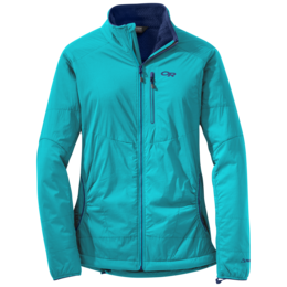 OR Women's Ascendant Jacket typhoon/baltic