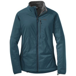 OR Women's Ascendant Jacket washed peacock/pewter