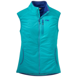 OR Women's Ascendant Vest typhoon/baltic