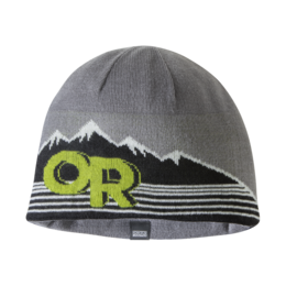 OR Advocate Beanie pewter/lemongrass