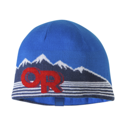 OR Advocate Beanie glacier/hot sauce