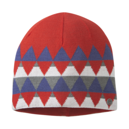 OR Women's Babs Beanie flame/blue violet