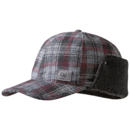 OR Inuvik Cap redwood/black
